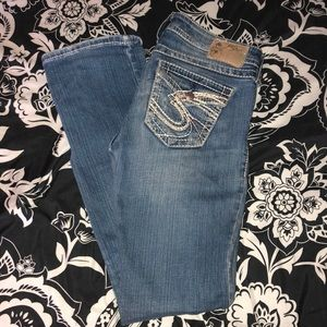 Silver Jeans. Size 26.